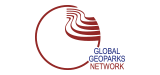 Global Geoparks Network logo web jobbra